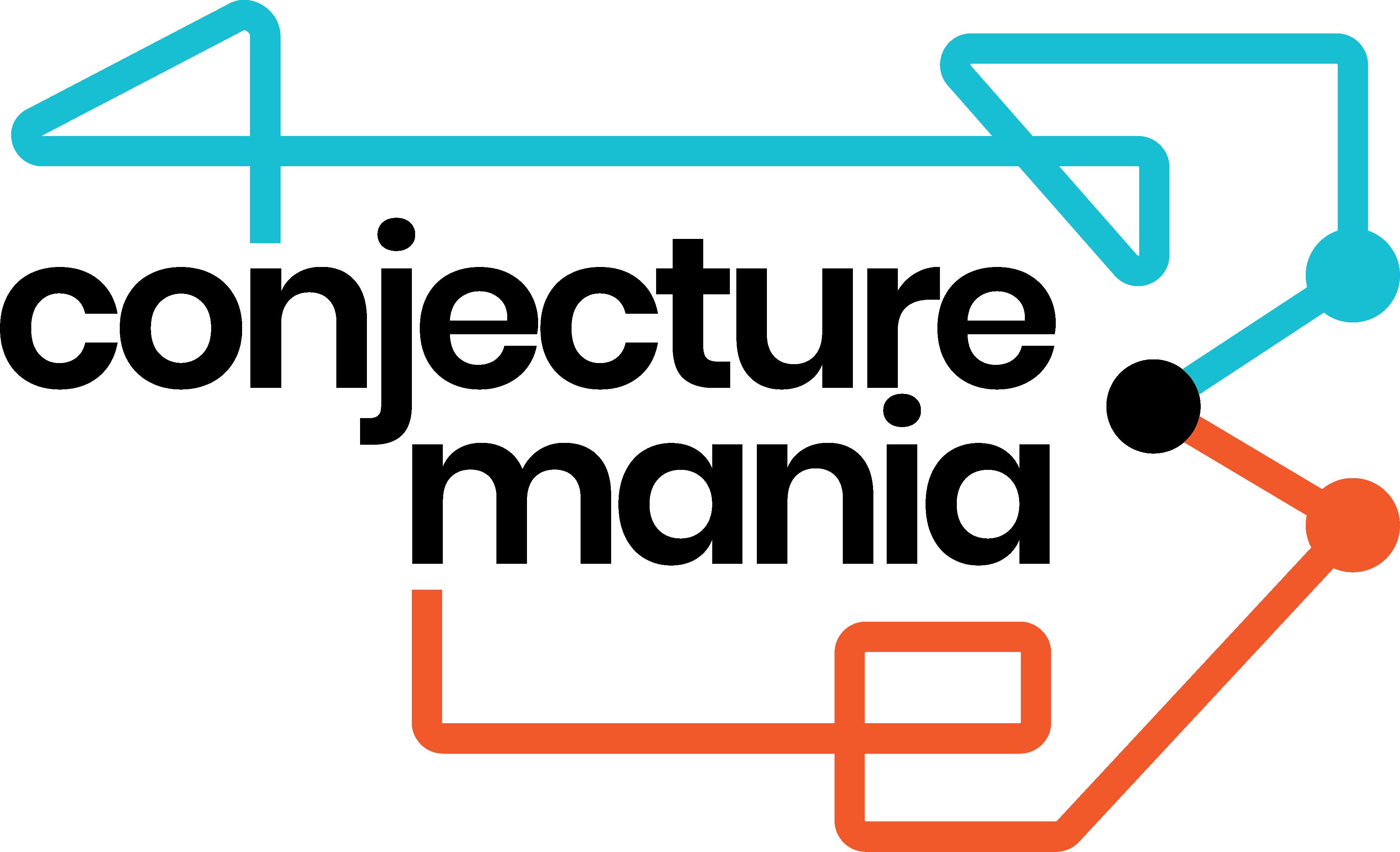 Conjecture Mania Logo